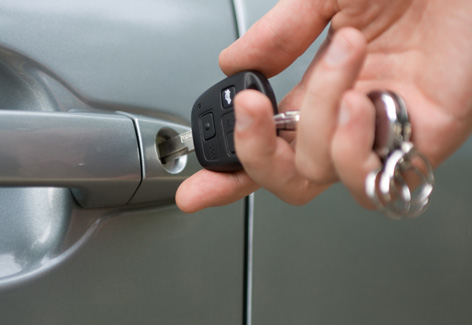 Averías comunes de las cerraduras de coche