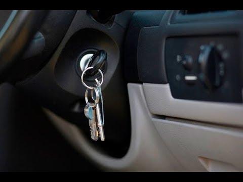 Consejos para evitar dejar las llaves dentro del coche