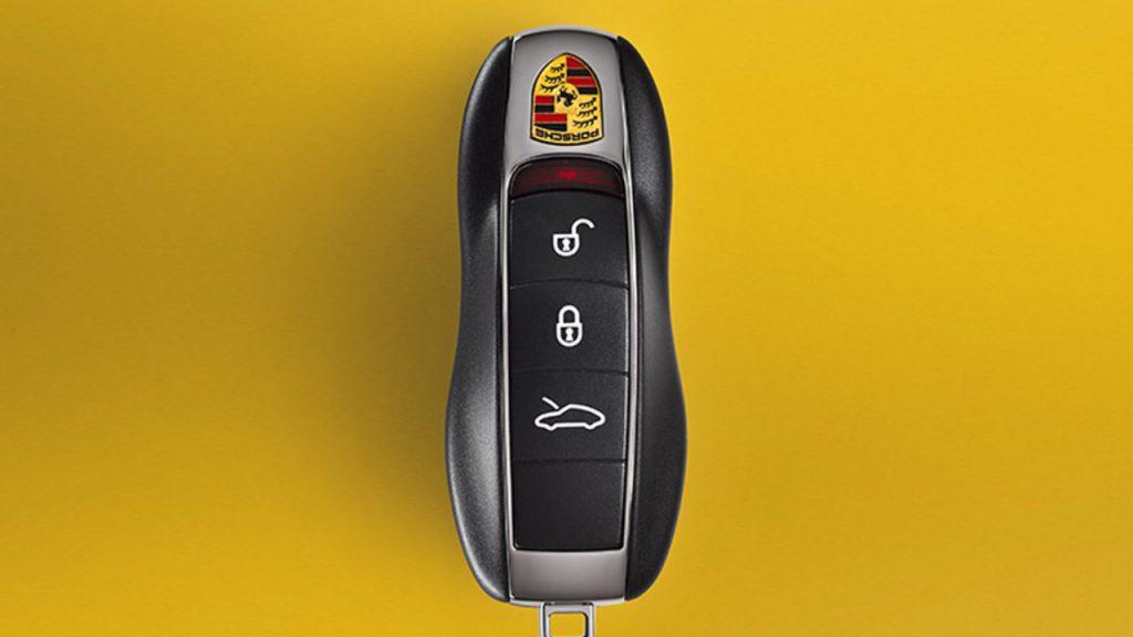 Los peligros de las llaves electrónicas genéricas para coches